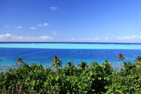 タヒチの隠れ家 フアヒネ島をめぐる4WDツアー
