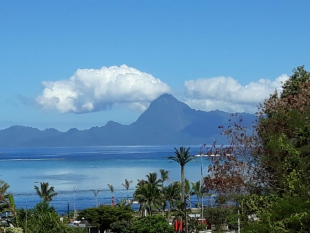 タヒチで暮らすように過ごす旅 タヒチ島①